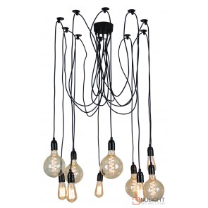 Philly 10 Light Black Suspension Only ORI
