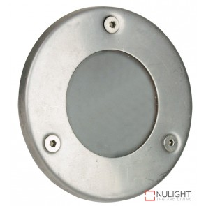 Rocco - Plain Lv Recessed Ext Stainless ORI