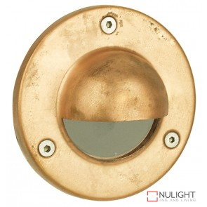 Rocco - Hooded Lv Recessed Ext Copper ORI