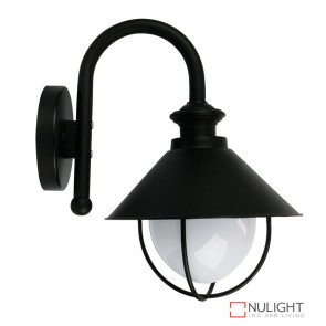 Cosmo Outdoor Wall Light Black ORI