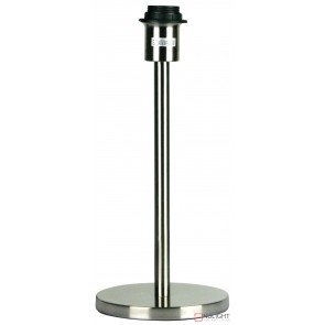Spoke 35 Table Lamp Base Brushed Chrome ORI