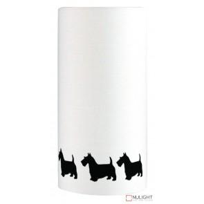 5-5-10 Terrier2 Black On White Shade ORI