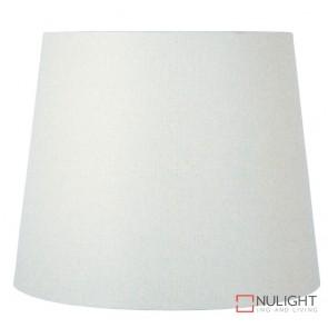 18-22-18 Belini White Linen Pendant Shade ORI