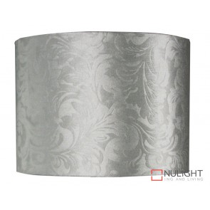 12-12-9 Off-White Jaquard Velvet Shade E27 ORI
