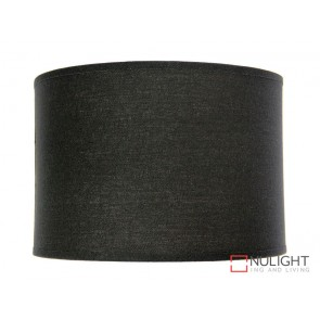 5-10-7 Diy Half Shade Wall Light Black Linen ORI