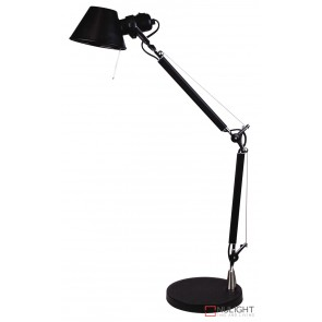 Forma Adjustable Desk Lamp Black ORI