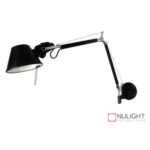 Forma Adjustable Wall Lamp Black ORI
