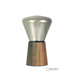 Erica1 Table Lamp Wood - Amber ORI