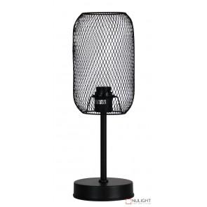 Brazz Touch Lamp Matt Black Complete ORI