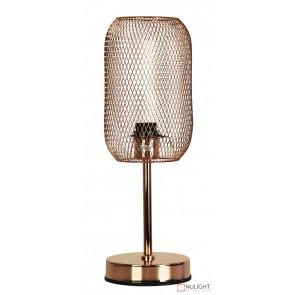 Brazz Touch Lamp Copper Complete ORI