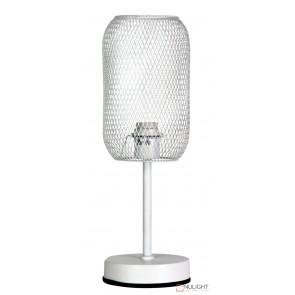 Brazz Touch Lamp Matt White Complete ORI