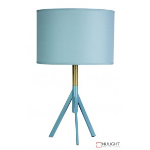 Micky Table Lamp Complete Powder Blue ORI