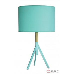 Micky Table Lamp Complete Mint Green ORI