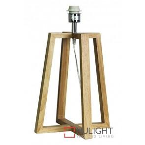 Malmo Wooden Table Lamp Base ORI