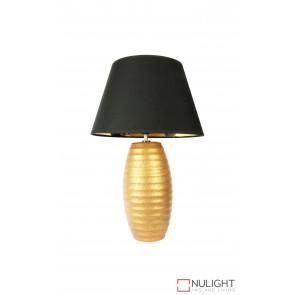 STRATO 56 TABLE LAMP COMPLETE ANTIQUE GOLD ORI