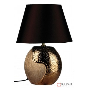 Eclipse Copper Ovoid Base And Shade ORI