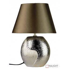 Eclipse Champagne Ovoid Base And Shade ORI