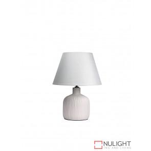 Terra Small Table Lamp Antique White ORI