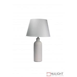 Terra Large Table Lamp Antique White ORI