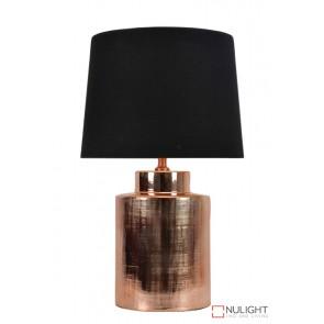 Tong Copper Ceramic Lamp With Shade ORI