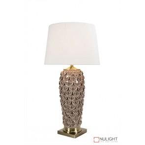 Shanhu Petals Ceramic Lamp With Shade ORI