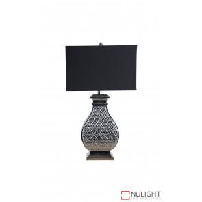 Embossed Table Lamp ORI