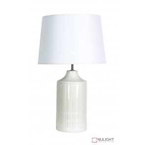 Holm Ceramic Complete Table Lamp ORI