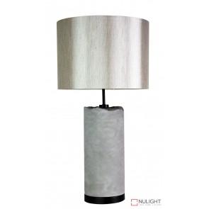 Pilos Concrete Complete Table Lamp ORI