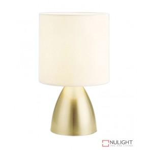Nikki Touch Lamp Antique Brass ORI