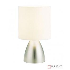 Nikki Touch Lamp Brushed Chrome ORI