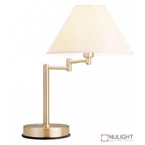 Zoe Touch Lamp Antique Brass ORI