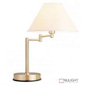 Zoe Touch Lamp Antique Brass ORI