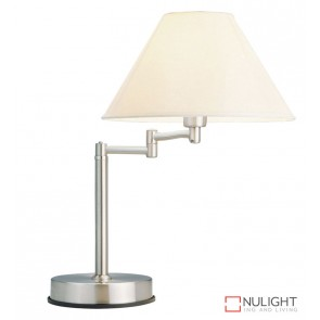 Zoe Touch Lamp Brushed Chrome ORI