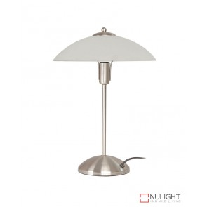 Tracey Touch Lamp Brushed Chrome ORI