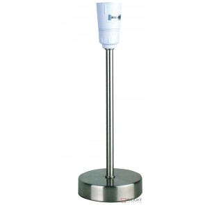 Lancet Touch Lamp Base Only Brushed Chrome ORI