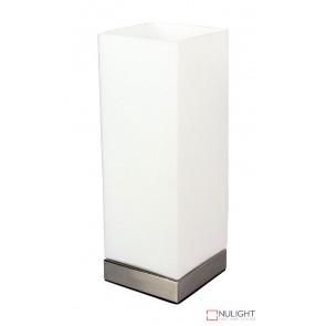 Pepe Square Touch Lamp Opal Matt - Brchr ORI