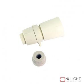 Lampholder - White Bc-B22 10Mm Switched ORI