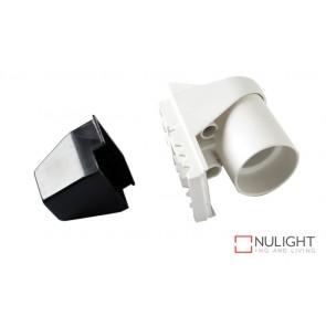 Lampholder - White B22 Snorkel Plastic ORI