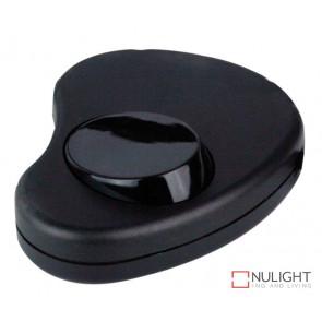 250V In-Line Foot Switch Switch In Black ORI