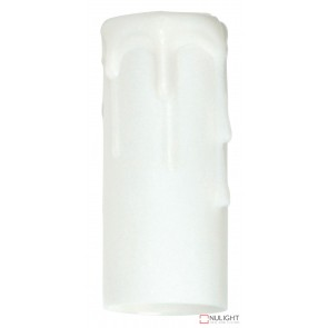Candle Drip Cover White ORI