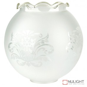 Repl. Etched Frost Glass Only Olrg-101 ORI
