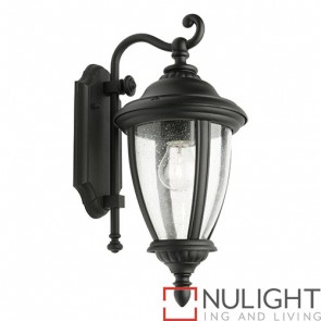 Oxford 1 Light Exterior Black COU