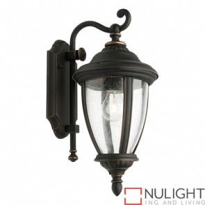 Oxford 1 Light Exterior Bronze COU