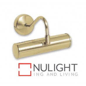 Picture Light E14 40W Brushed Brass ASU