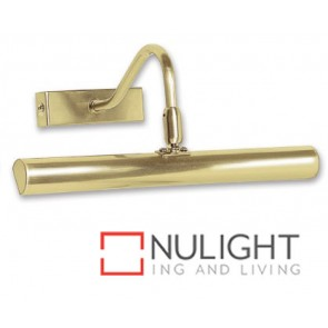 Picture Light 2Xg9 25W Brushed Brass ASU