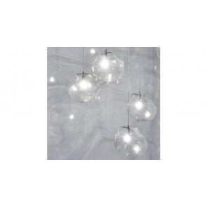 PA029100 Pendant Light Asteroid by Innermost