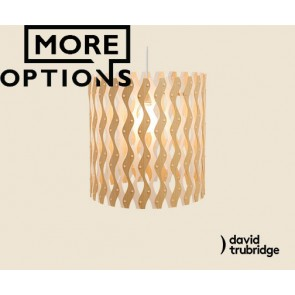 Pequod Natural David Trubridge Pendant DAV