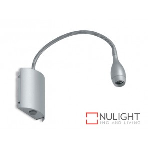 Wall Light Flexi Led 1X3W Satin Chrome ASU
