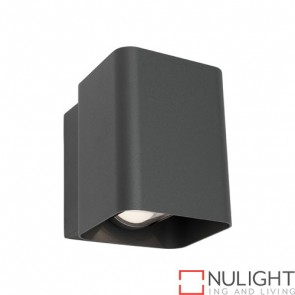 Pilsen Exterior Wall Light Charcoal COU