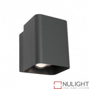 Pilsen Exterior Wall Light Charcoal COU